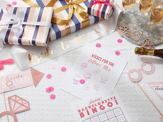 Bridesmaid Proposal Party Games