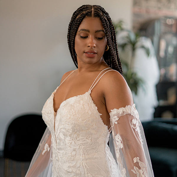 True Bride Bria Jones
