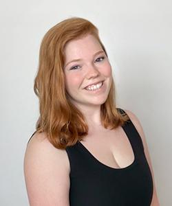 Kaitlyn Borgelt, Bridal Store Associate