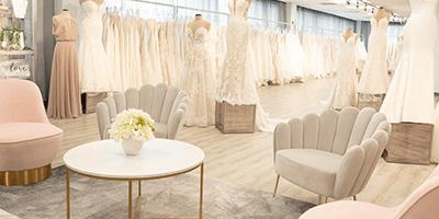 True society by Belle Vogue Bridal bridal shop, located in Lenexa, Kansas