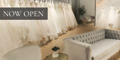 True Society bridal shop located inside of the Hochzeitshaus in Berlin, Germany